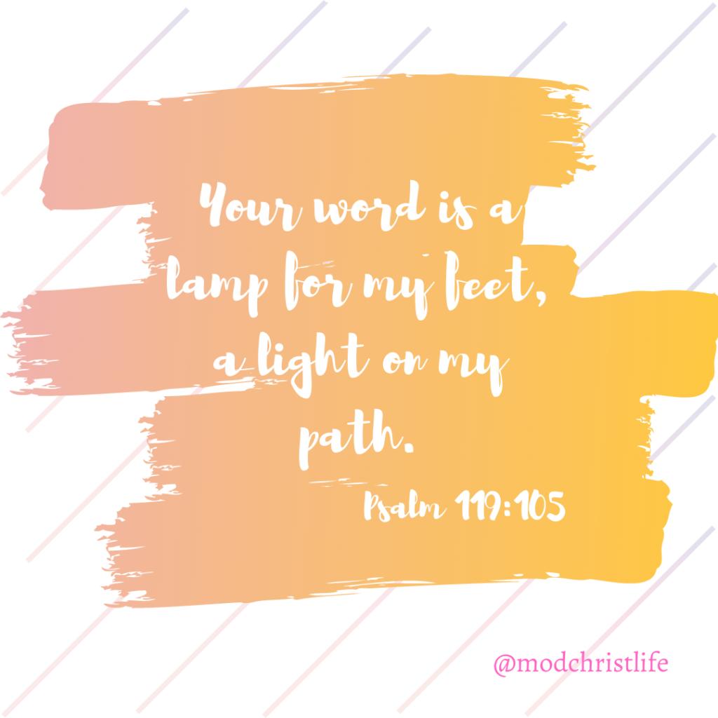 Psalm119:105