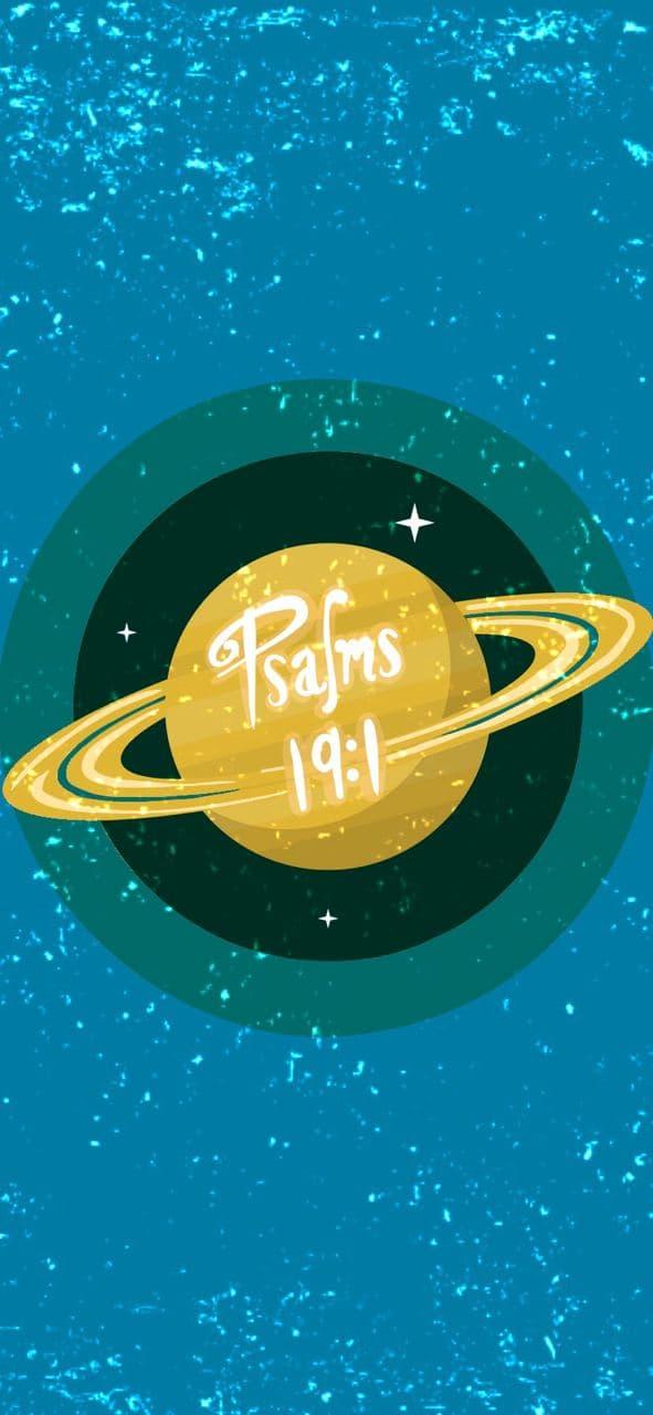 Psalms 19:1 Wallpaper