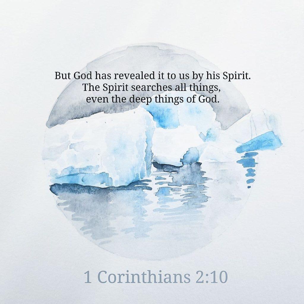 1 Cor 2:10